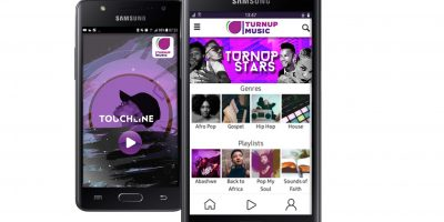 TurnUp Music and Tizen Marketing