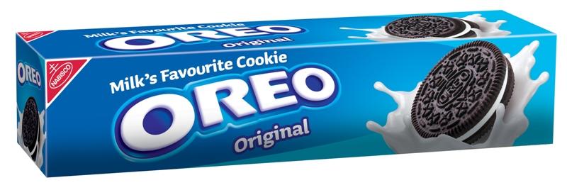 Oreo Pack Shot