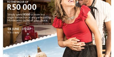 Win a trip to Italy at Montecasino